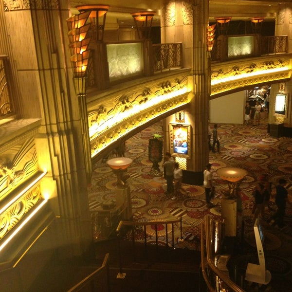 Photo taken at MGM Grand Hotel & Casino by Patrick B. on 7/28/2013