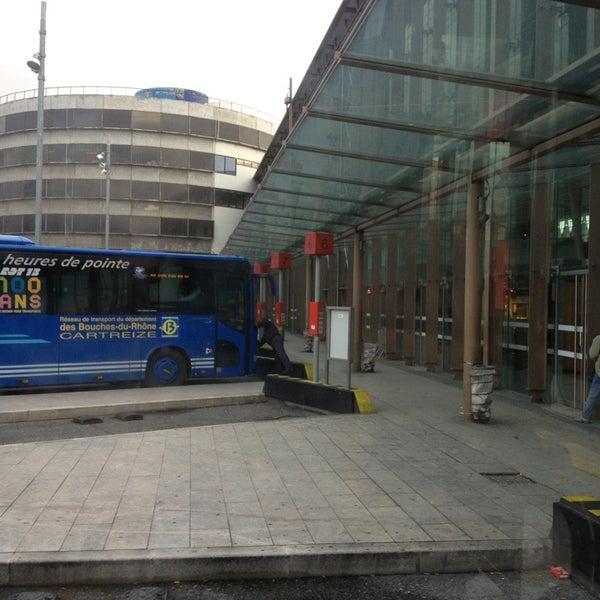 gare routi re de marseille saint charles bus station in marseille. Black Bedroom Furniture Sets. Home Design Ideas