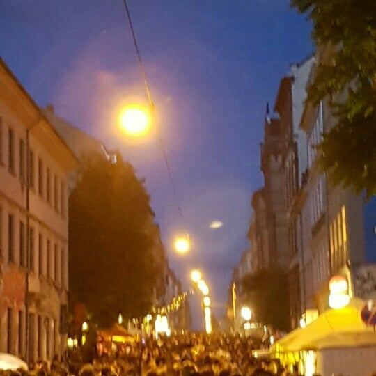 Photo taken at BRN - Bunte Republik Neustadt by Renko H. on 6/19/2016