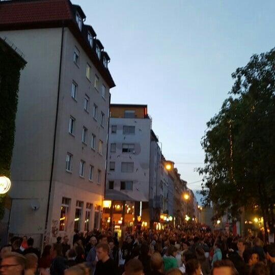 Photo taken at BRN - Bunte Republik Neustadt by Renko H. on 6/17/2016