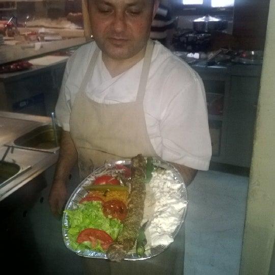 Photo taken at Damalı Restaurant by Ateş Y. on 4/5/2014