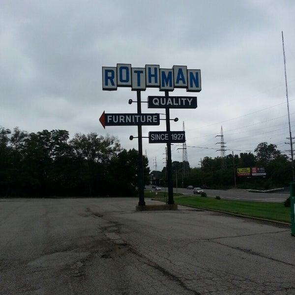 Photo Taken At Rothman Furniture By Perez M. On 9/12/2014