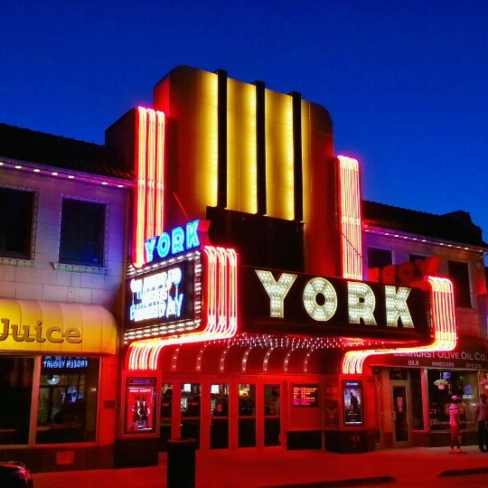 Classic Cinemas York Theatre 12 Tips From 1507 Visitors