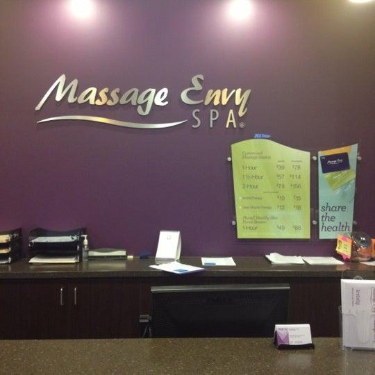 Massage Envy - Green Hills