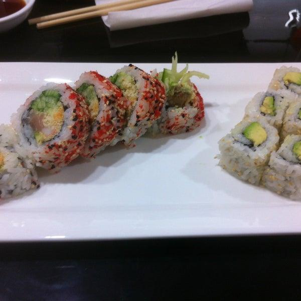 Naked fish sushi westboro