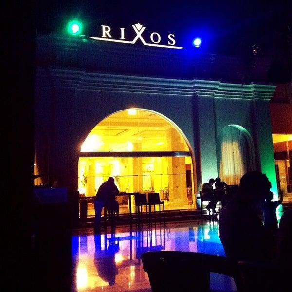 8/1/2013 tarihinde Денис С.ziyaretçi tarafından Rixos Sharm El Sheikh'de çekilen fotoğraf