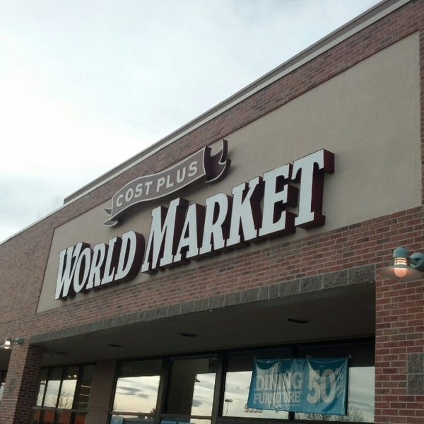 Cost Plus World Market Furniture Home Store In Englewood