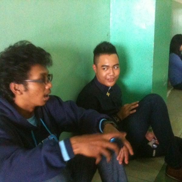 Photo taken at Institut Ilmu Sosial dan Ilmu Politik (IISIP) by Asnat D. on 4/11/2013