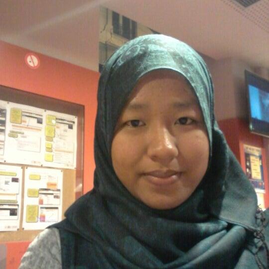 Photo taken at Pathé Beaux-arts by Nur Farah H. on 11/25/2012