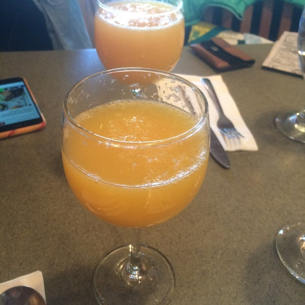 Great mimosas!