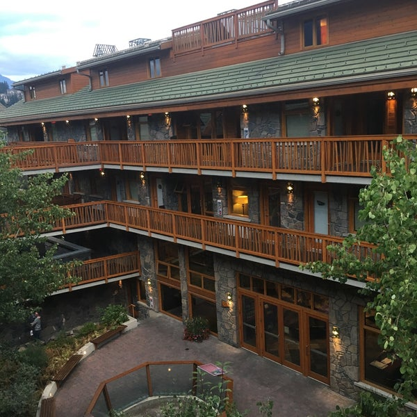 Fox Hotel Suites Banff Ab