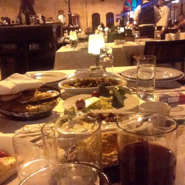 Photo taken at Bayazhan Meyhane by Alper AHİ on 8/28/2015