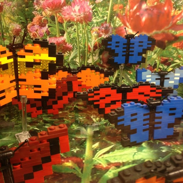 Photo taken at The LEGO Store by Lisa on 1/26/2013