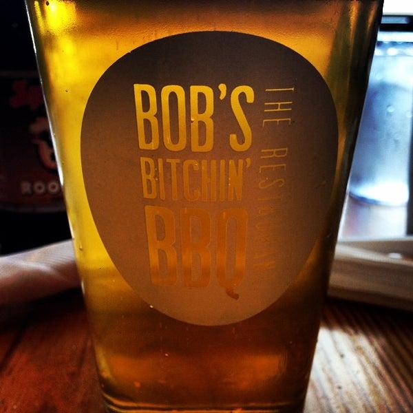 Photo taken at Bob's Bitchin' BBQ by Dora H. on 9/13/2014