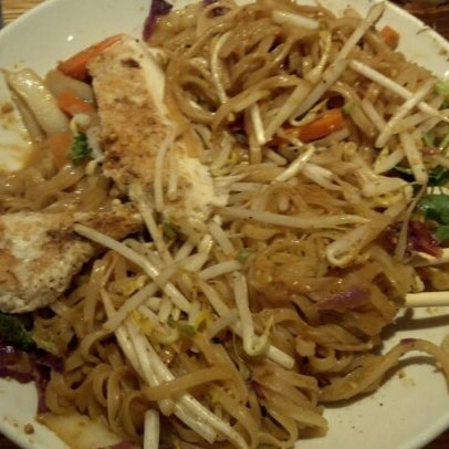 Photo taken at Noodles & Company by Aaron N. on 10/18/2012