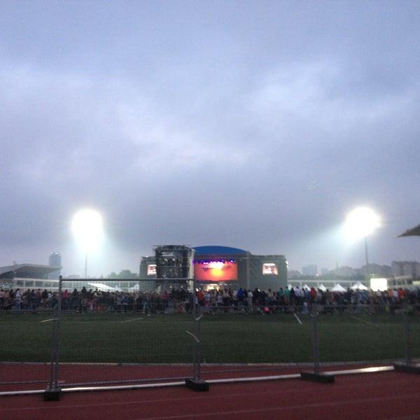 Photo prise au İTÜ Stadyumu par Buse E. le5/2/2013