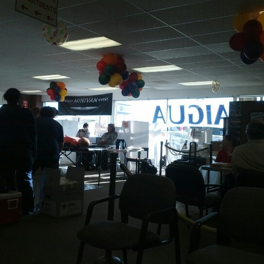 Photo Taken At Canandaigua Chrysler Dodge Jeep By Tammy S. On 10/16/