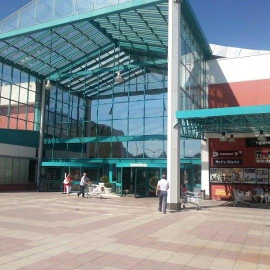 Photo taken at Bilkent Center by Murat Kadir T. on 9/29/2012