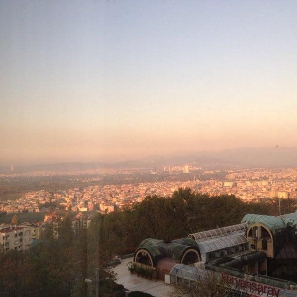 10/23/2013 tarihinde Seb C.ziyaretçi tarafından Anatolia Hotel'de çekilen fotoğraf