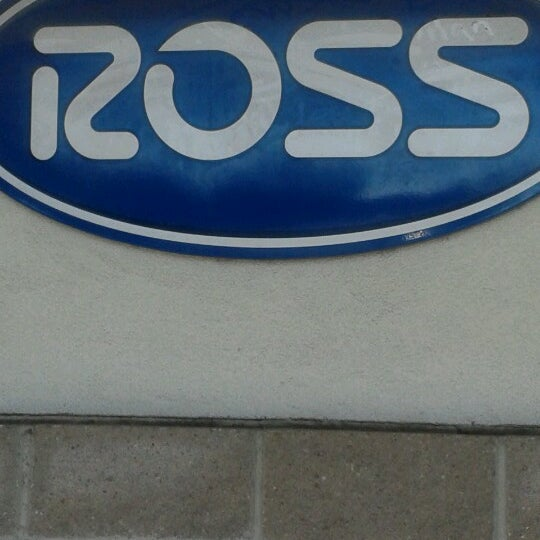 Photos At Ross Dress For Less Clothing Store
