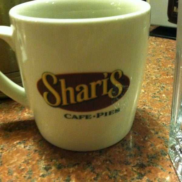 Photo taken at Shari's Cafe and Pies by Meaghan R. on 12/27/2012