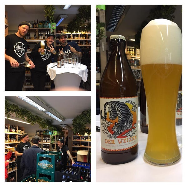 Photos at Getränke Oase - Beer Store in München