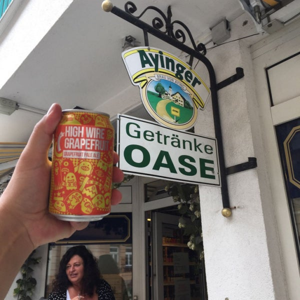 Getränke Oase - Beer Store in München