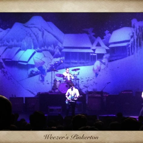 Photo taken at Palais Theatre by Carbie W. on 1/17/2013