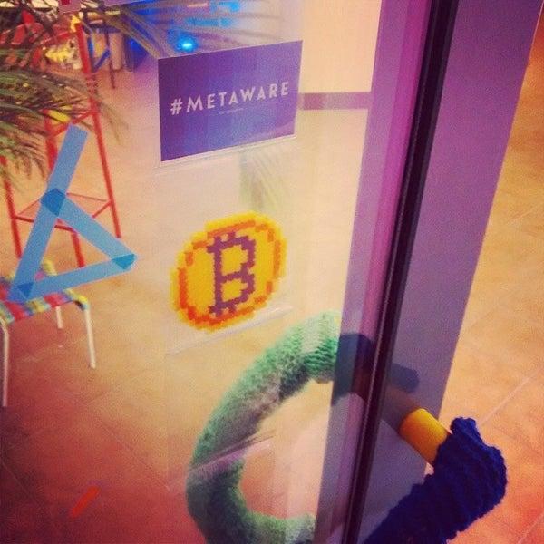Das Foto wurde bei #METAWARE von @pyrker am 2/12/2014 aufgenommen