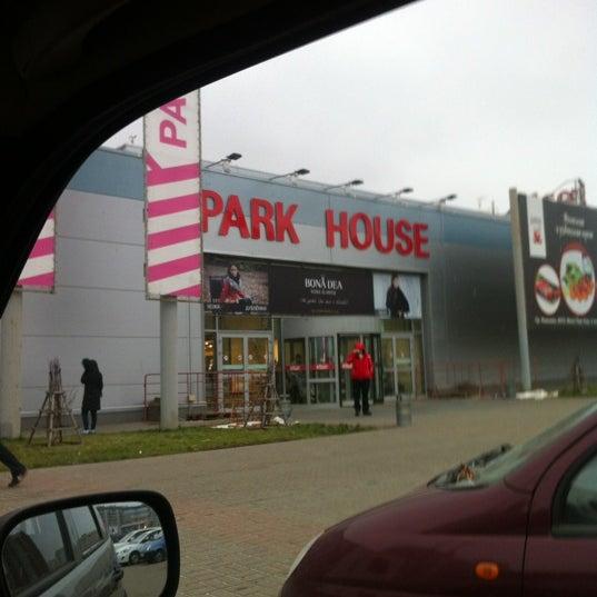 Снимок сделан в Парк Хаус пользователем Дима 11/26/2012