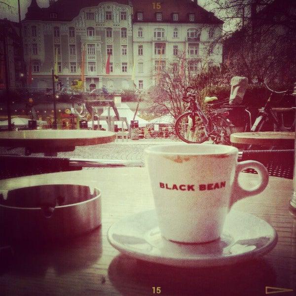Photo taken at Black Bean by Dominik L. on 12/19/2012