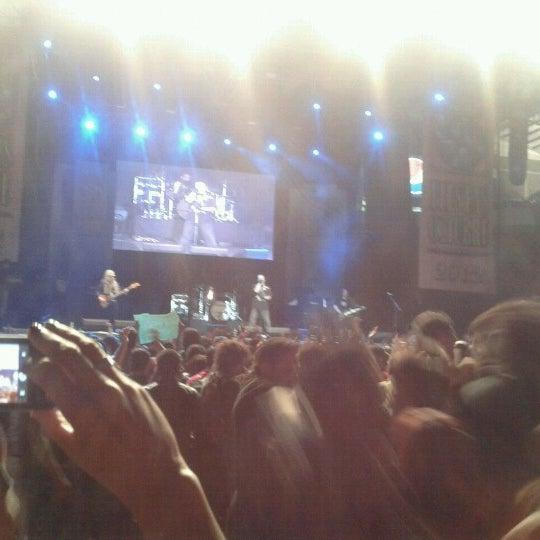 Foto tomada en Fiestas de Octubre por Alejandro H. el 10/31/2012