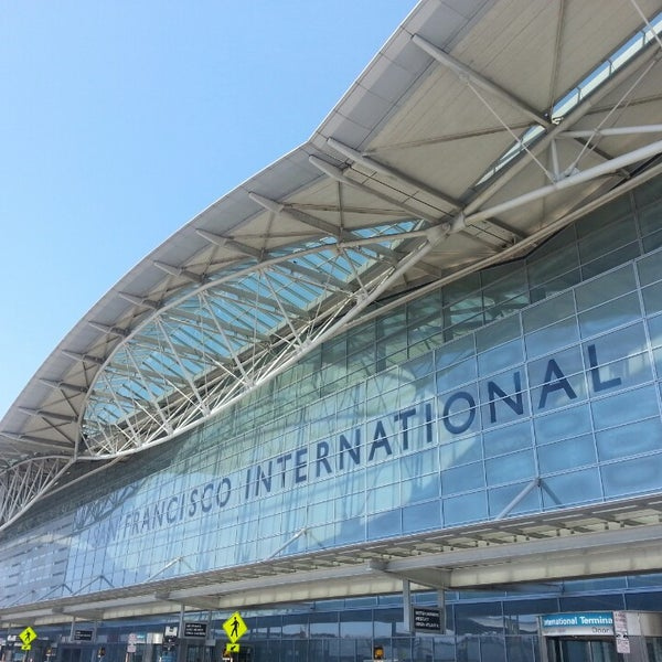 "Photo taken at San Francisco International Airport (SFO) by Dongwook ""James"" K. on 7/21/2013"