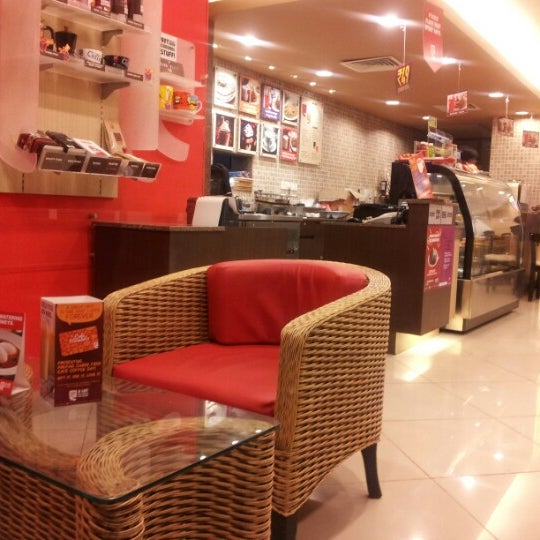 Photo Taken At Cafe Coffee Day By Bazil M On 10 31 2012