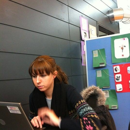 Photo taken at Erhvervsakademi Sjælland by Cheline Kim J. on 12/3/2012