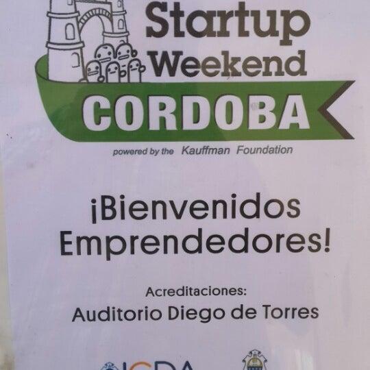 Photo taken at ICDA - Escuela de Negocios de la UCC by Carlos S. on 11/22/2013