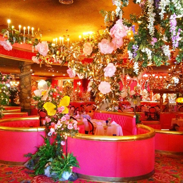 Photo taken at Madonna Inn by Tanya D. on 4/18/2013