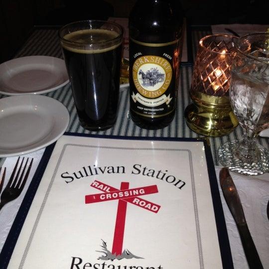 Photo taken at Sullivan Station Restaurant by Marc S. on 11/24/2012