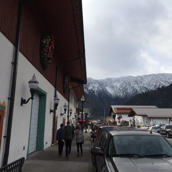 Photo taken at Town of Leavenworth by Brendan G. on 11/27/2016