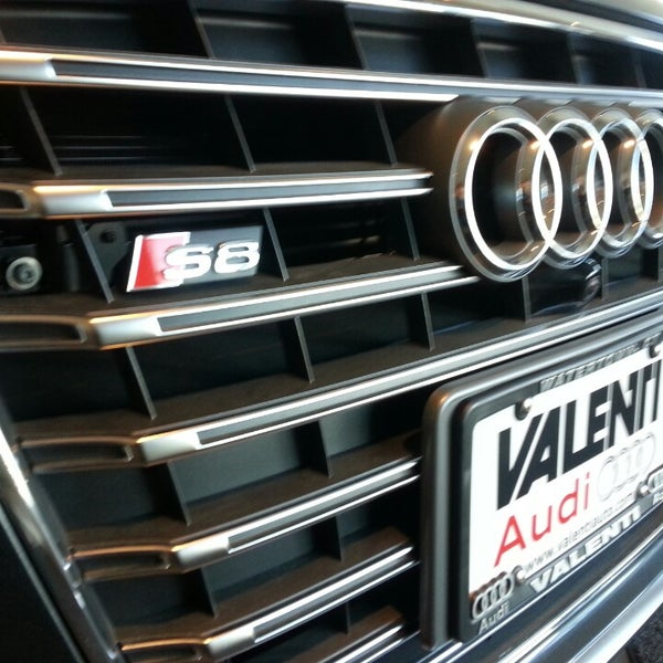 Valenti Audi - Auto Dealership in Watertown