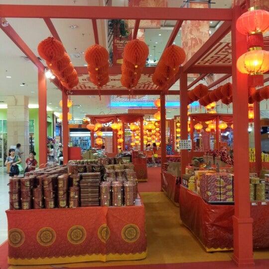 Photo taken at AEON Metro Prima Shopping Centre by Katherine L. on 2/14/2013