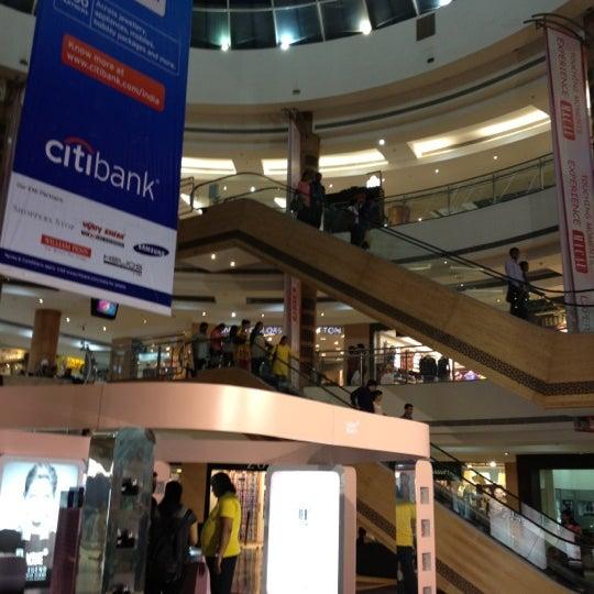 Photo taken at Inorbit Mall by Avinash B. on 11/26/2012