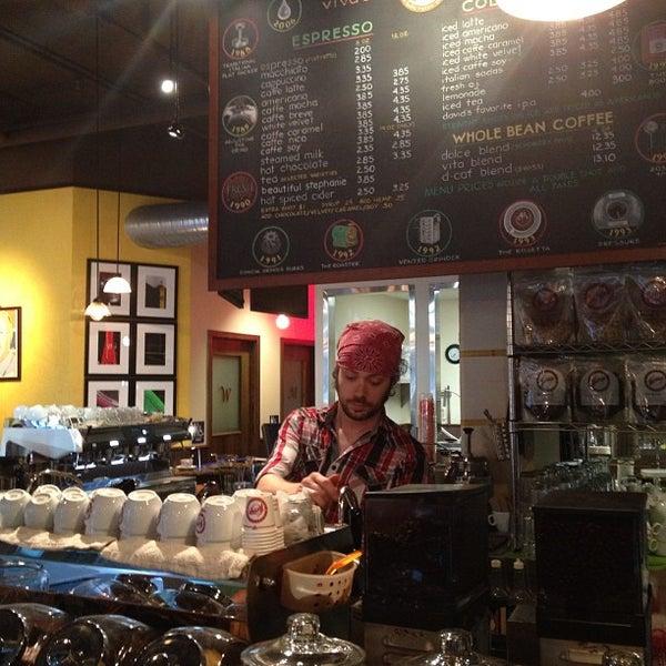 Photo taken at Espresso Vivace by Yoshikazu T. on 8/13/2013