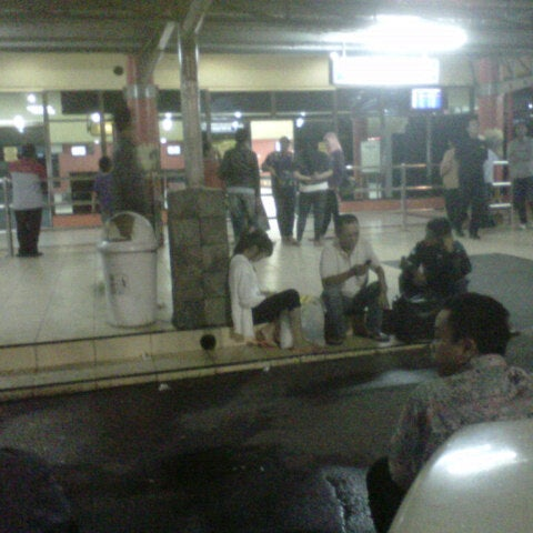 Photo taken at Polonia International Airport (MES) by arief t. on 5/6/2013