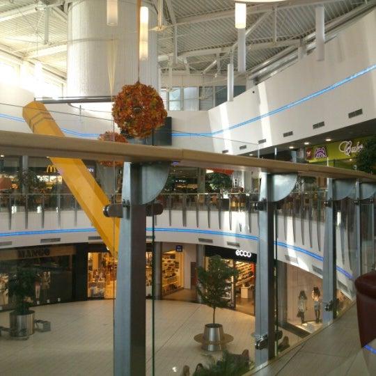 Photo taken at Atrium Optima by Janka M. on 10/17/2012