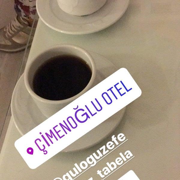 5/12/2018 tarihinde Ayşen E.ziyaretçi tarafından Çimenoğlu Otel'de çekilen fotoğraf