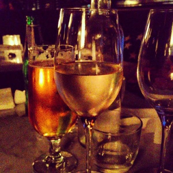 Photo taken at Vanguard Wine Bar by lanamaniac on 8/17/2013