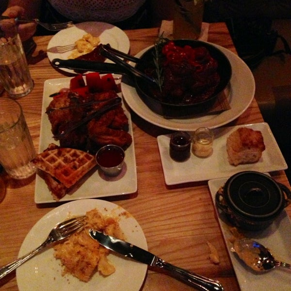 Photo taken at Yardbird Southern Table & Bar by Guillaume L. on 1/25/2013
