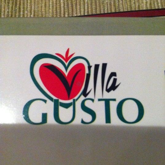 Photo prise au Villa Gusto par Irina le9/30/2012