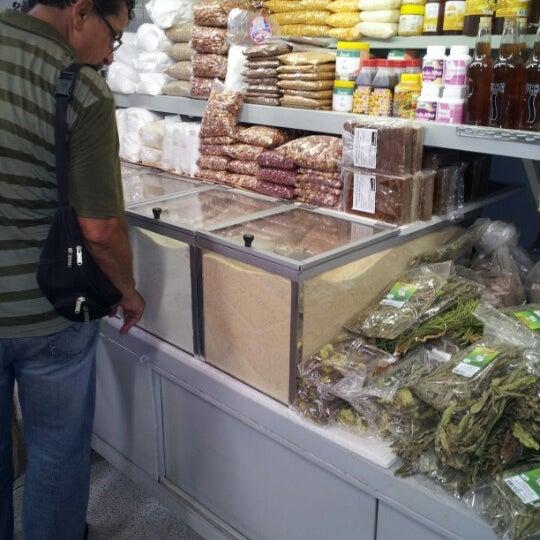 Photo taken at Mercado Municipal Antônio Valente by Sarah N. on 12/4/2012